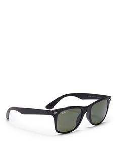 RAY-BAN 'Original Wayfarer' matte acetate sunglasses