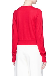 CRUSH Collection Cashmere cardigan