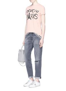 ETRE CECILE'Coucou Paris' T-shirt