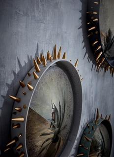 L'Objet Celestial large mirror