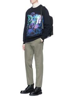 Lanvin 'Dune' print sweatshirt