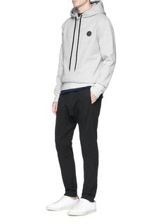 bassikeCotton twill jogging pants