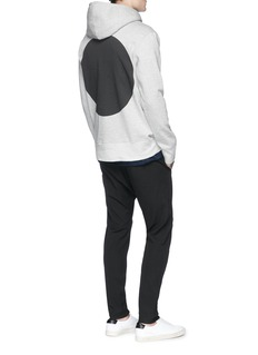 bassike Logo print hoodie