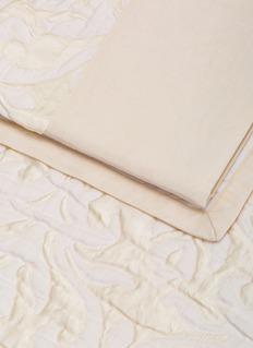 Frette Platinum king size bedcover – Ivory