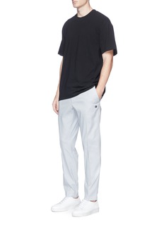 NikeLab'NikeCourt x RF' pintucked gabardine pants