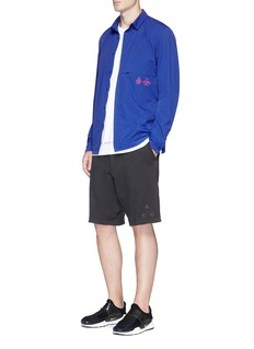 NikeLab 'ACG' zip outseam sweat shorts