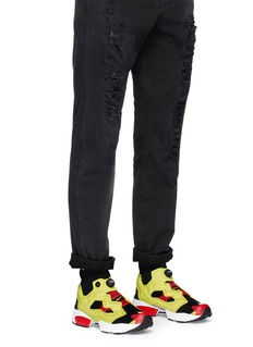 Reebok'Instapump Fury OG' Ultraknit slip-on sneakers