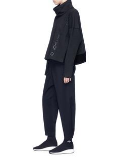 Y-3 'Lux' stretch pants