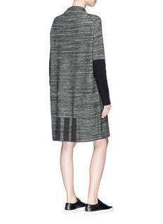Y-3 Wool blend knit dress