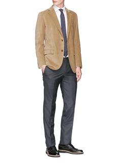 Tomorrowland Cotton corduroy soft blazer
