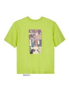 Studio Concrete 'Series 1 to 10 masterpiece' unisex T-shirt - 7 Dance
