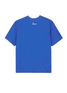 Studio Concrete'Series 1 to 10 masterpiece' unisex T-shirt - 3 Blue