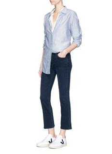 J Brand 'Selena' cropped flared jeans