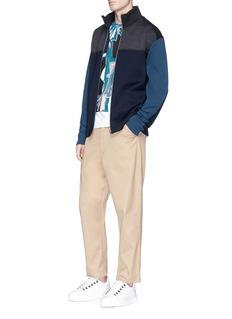 Marni Colourblock track jacket