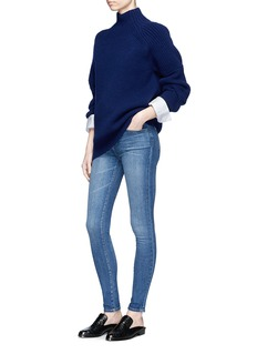 J Brand '620' mid rise skinny denim pants