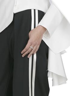 Messika 'Move Noa' diamond 18k white gold ring