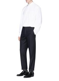 Dries Van Noten 'Cliff' oversized Oxford shirt