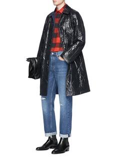 Dries Van Noten 'Randy' reversible quilted coat