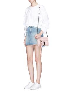 Rebecca Minkoff 'M.A.C.' curb chain mini leather crossbody bag