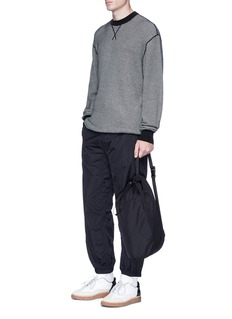 Alexander Wang  Washed nylon jogging pants