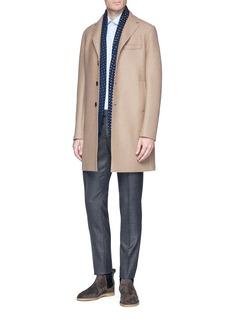 Harris Wharf London Virgin wool felt coat