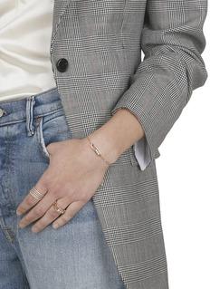 Messika 'Move' diamond 18k rose gold ring