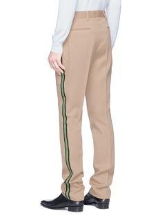 CALVIN KLEIN 205W39NYC Stripe outseam twill pants