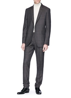 CALVIN KLEIN 205W39NYC Houndstooth check pants