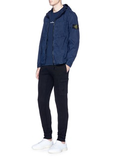 Stone Island Fleece lined jogging pants