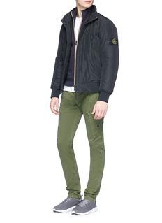 Stone Island 'Micro Reps' Primaloft® padded jacket