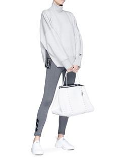 Adidas 'NMD' split hem sweatshirt
