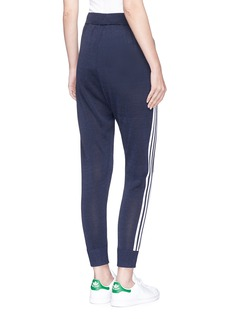 Adidas 3-stripes woven track pants