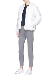 Adidas 'SST' down puffer jacket