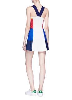 Adidas 'New York' colourblock climacool® performance mini dress