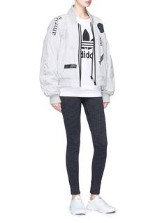 Adidas Logo print sweatshirt