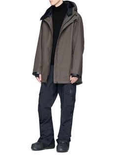 Templa Primaloft® padded woven coat