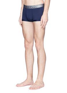 Calvin Klein Underwear Logo 4-way stretch low rise boxer briefs