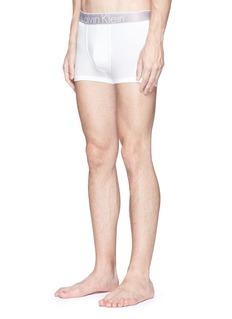 Calvin Klein Underwear Logo 4-way stretch boxer briefs