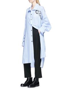 Yohji Yamamoto Wool suiting pants