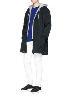 Adidas 'EQT Fremont' windbreaker parka