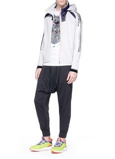 Adidas X Kolor Mesh panel Climaheat® jacket