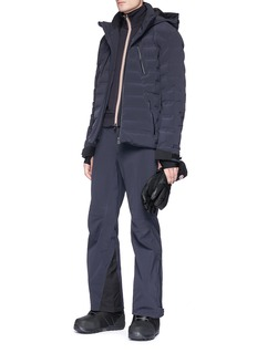 AZTECH MOUNTAIN  'Nuke' down puffer jacket