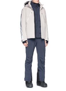 AZTECH MOUNTAIN  'Dale of Aspen' down puffer sweater jacket