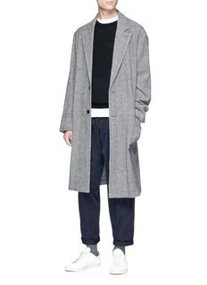 Threadsmith Merino wool sweater
