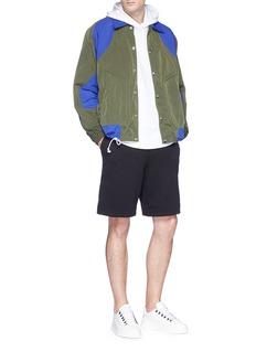 John Elliott Oversized sweat shorts