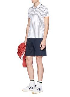 adidas By Pharrell Williams 'New York' climacool® mesh polo shirt