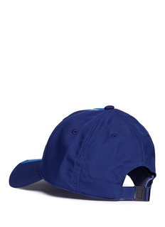 adidas By Pharrell Williams 'New York' striped climalite tennis cap