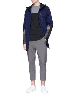 Dyne 'Ingles' colourblock jacket