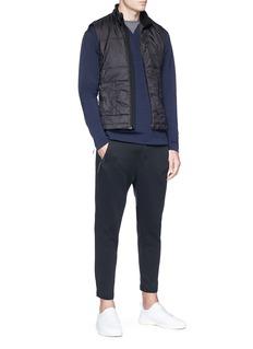 FALKE Primaloft® padded puffer vest