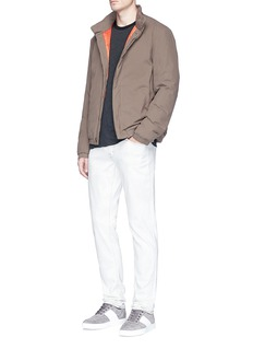 James Perse Padded sports jacket